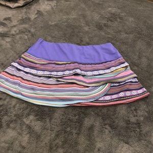 🎾Lucky in love tennis skirt